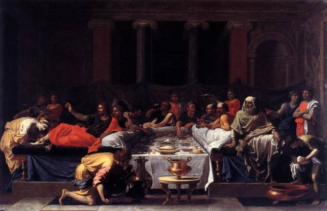Sacrament of Penance II - Nicolas Poussin