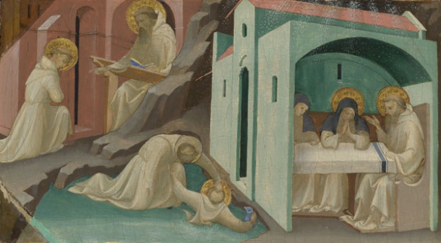St. Maurus rescues of St. Placid