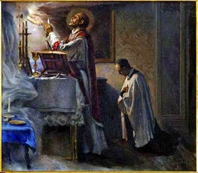 HOLY SACRIFICE OF THE MASS - WITHIN THE OCTAVE OF PENTECOST